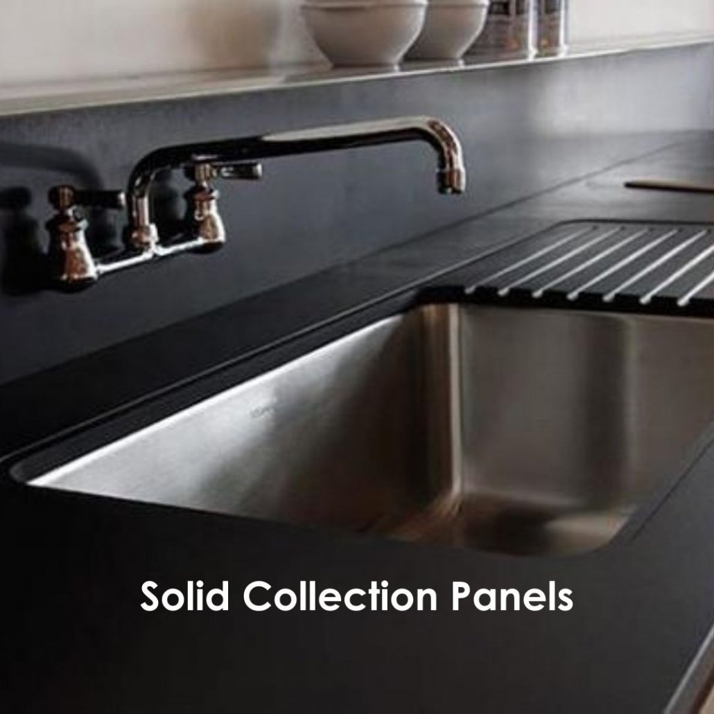 Solid Collection Panels