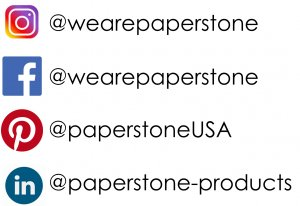 PaperStone on Social Media