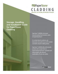 Cladding Install Guide